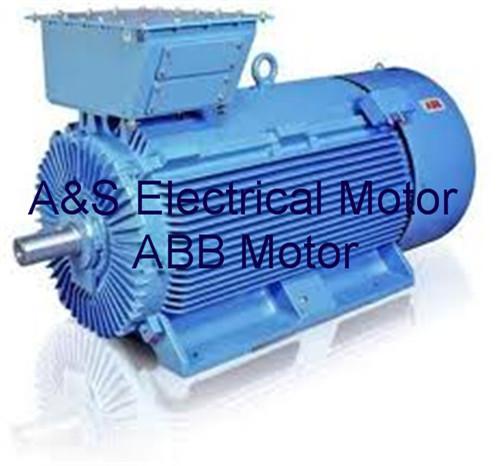 abbmotors三四kw48槽进口电机线圈接线图