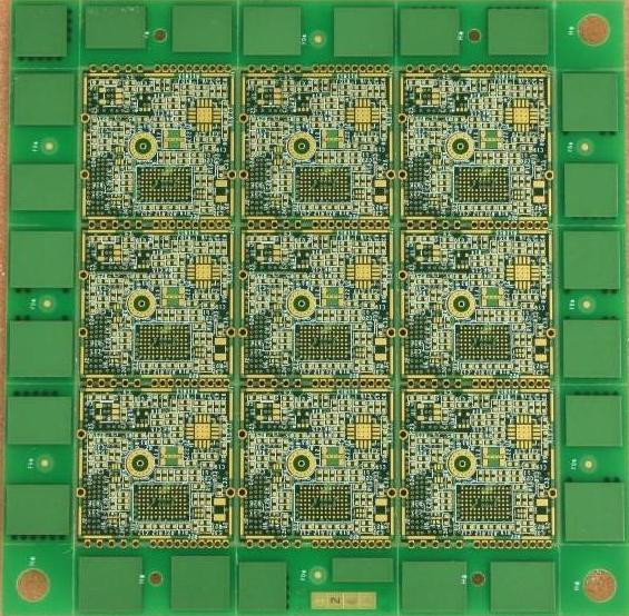 电脑鼠标电路板