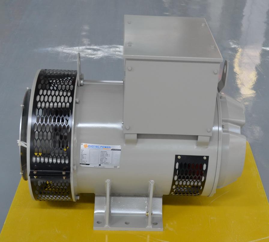 无刷励磁交流发电机 60kw