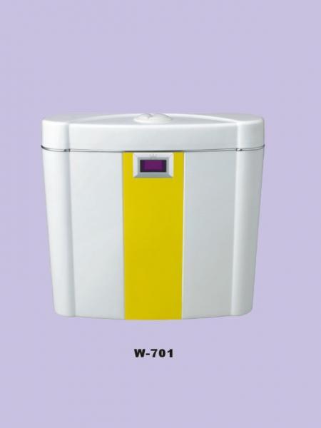 马桶冲水器怎么安装图解