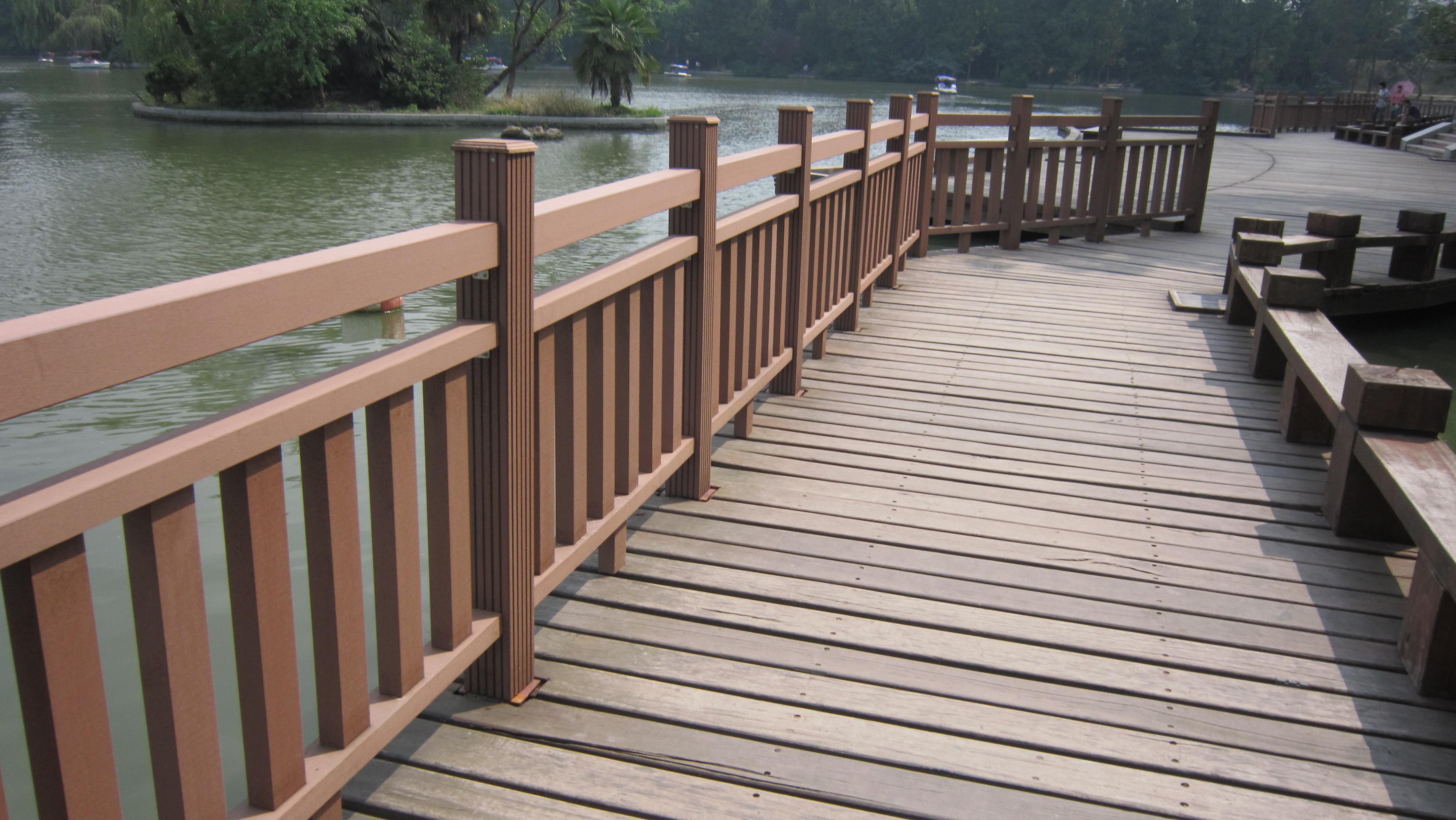 木塑护栏材料/建筑材料/建筑与房地产