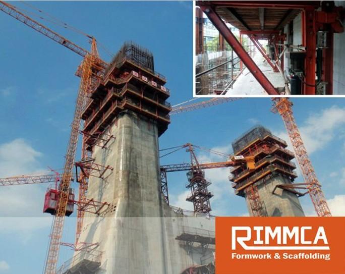 液压爬模/建筑材料/建筑与房地产图片